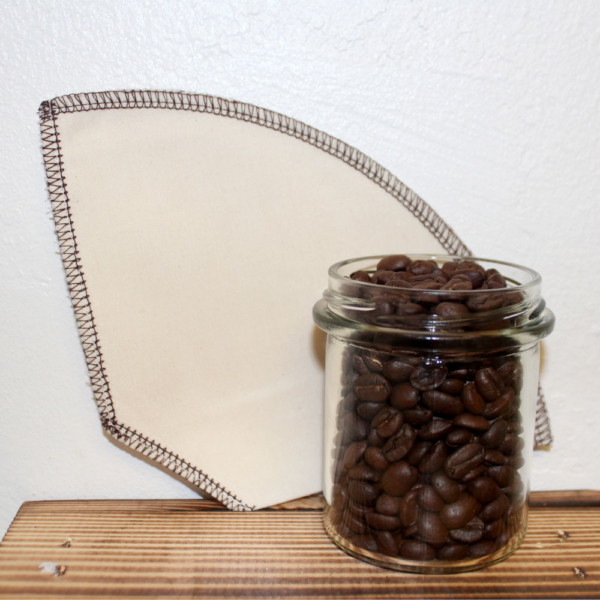 Kaffee Filter groß