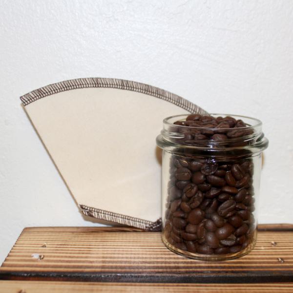 Kaffee Filter klein