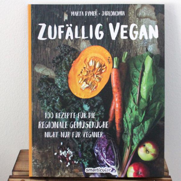Buch Zufällig Vegan