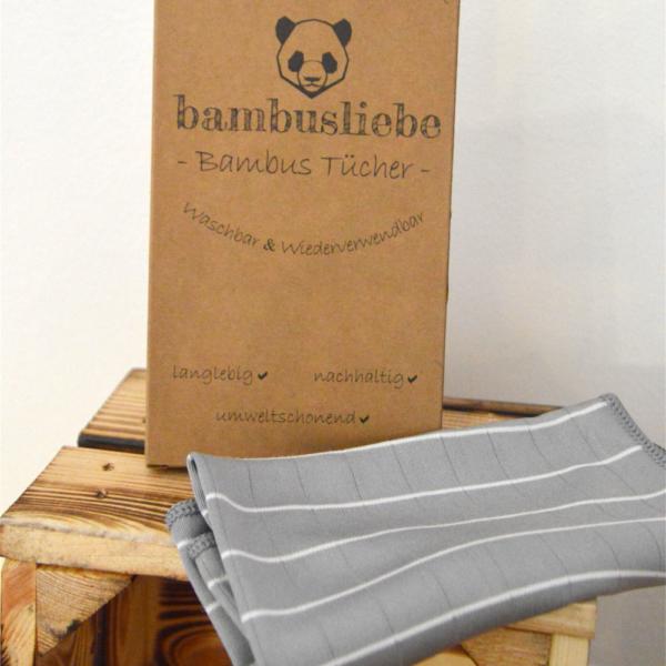Bambusliebe Spültücher