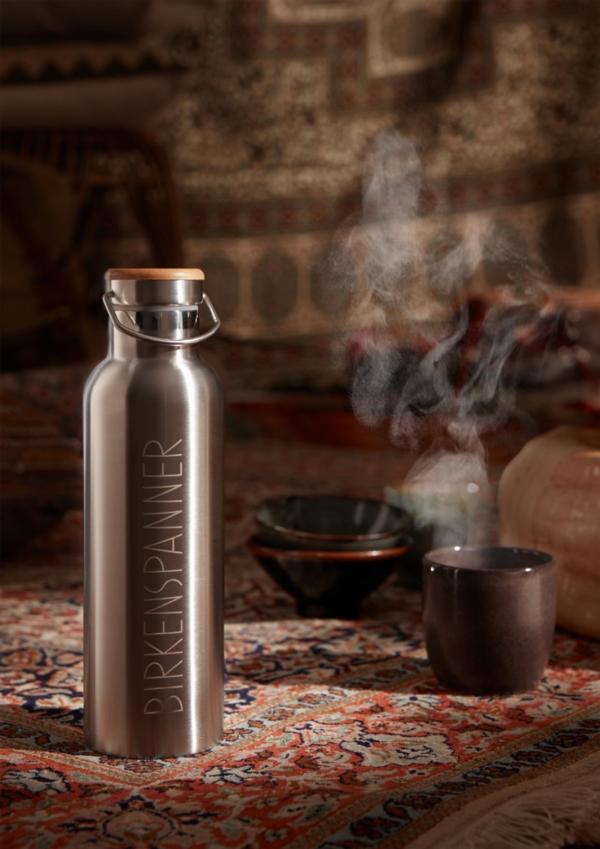Birkenspanner Thermoflasche groß