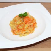 Möhren Kartoffel Untereinander